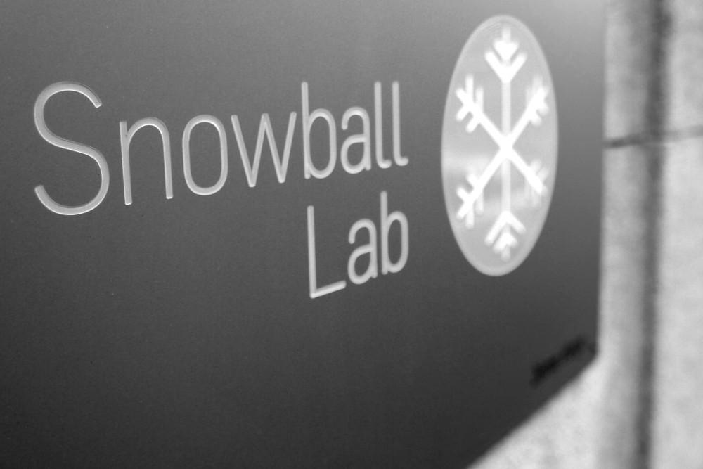 Ouverture officielle du Snowball Lab