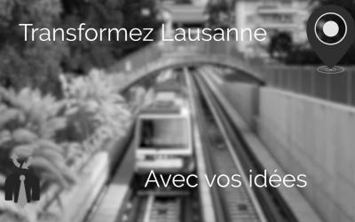 Urban Creative Weekend Lausanne